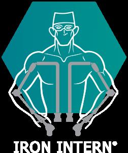 Iron Intern Logo
